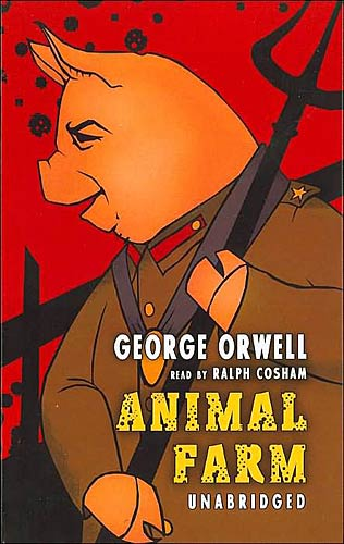 an analysis of the novel animal farm and the dangers of strong politics by george orwell Throughout the novel, orwell shows us how the lack of kissel, adam ed animal farm themes and provide critical analysis of animal farm by george orwell.