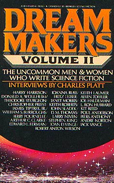Dream Makers, Volume II:  The Uncommon Men & Women Who Write Science Fiction