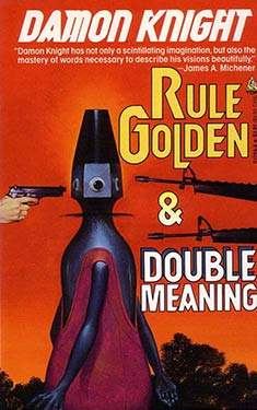 Tor Double #34: Rule Golden / Double Meaning