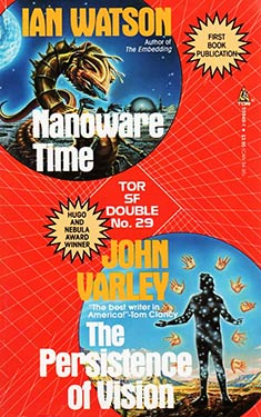 Tor Double #29: Nanowire Time / The Persistence of Vision