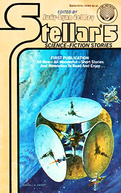 Stellar #5:  Science-Fiction Stories