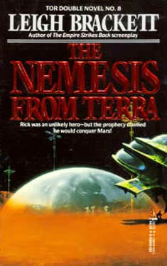 Tor Double #8: The Nemesis From Terra / Battle for the Stars