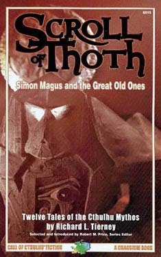 The Scroll of Thoth:  Simon Magus and the Great Old Ones