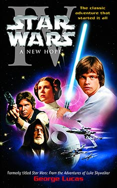 Star Wars, Episode 4: A New Hope