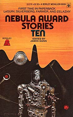 Nebula Award Stories Ten