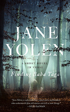 Finding Baba Yaga:  A Short Novel in Verse