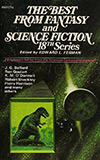 The Best from Fantasy and Science Fiction: 18th Series