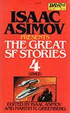 The Great Science Fiction Stories Volume 4, 1942