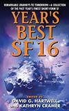 Year's Best SF 16