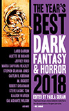 The Year's Best Dark Fantasy & Horror 2018