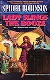 Lady Slings the Booze