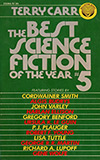 The Best Science Fiction of the Year #5