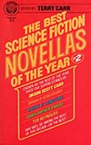 The Best Science Fiction Novellas of the Year #2