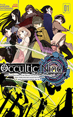 Occultic; Nine, Vol. 1