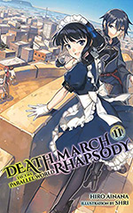 Death March to the Parallel World Rhapsody, Vol. 11