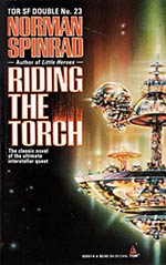 Tor Double #23: Riding The Torch / Tin Soldier