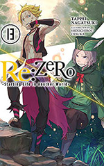 Re: Zero, Vol. 13: Starting Life in Another World