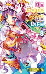 No Game No Life, Vol. 8