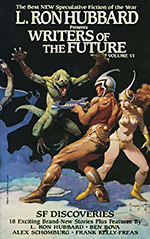L. Ron Hubbard Presents Writers of the Future, Volume VI