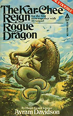 The Kar-Chee Reign / Rogue Dragon