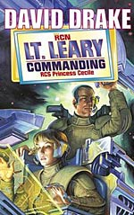 Lt. Leary, Commanding