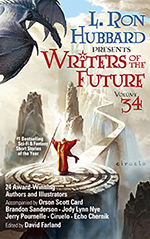 L. Ron Hubbard Presents Writers of the Future, Volume 34