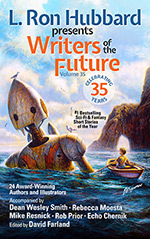 L. Ron Hubbard Presents Writers of the Future, Volume 35