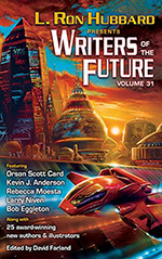 L. Ron Hubbard Presents Writers of the Future, Volume 31