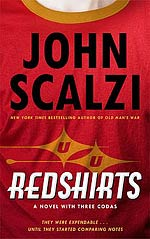 Redshirts: the codas are the best part