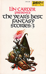 The Year's Best Fantasy Stories: 3