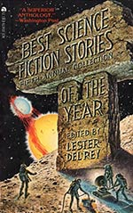 Best Science Fiction Stories of the Year: Fifth Annual Collection