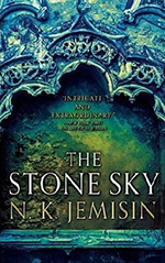 The Stone Sky Cover