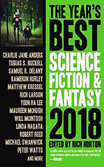 The Year's Best Science Fiction & Fantasy, 2018