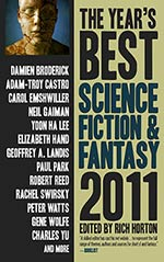 The Year's Best Science Fiction & Fantasy 2011