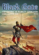 Black Gate - Adventures in Fantasy Literature