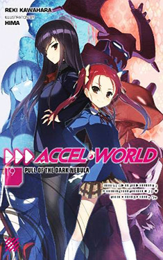 Accel World 19: Pull of the Dark Nebula