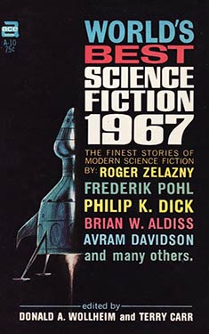 World's Best Science Fiction:  1967
