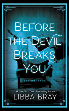 Before the Devil Breaks You