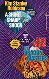 Tor Double #28: A Short Sharp Shock / The Dragon Masters