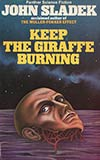 Keep the Giraffe Burning