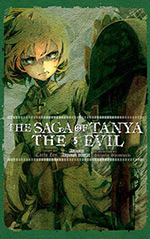 The Saga of Tanya the Evil, Vol. 5: Abyssus Abyssum Invocat