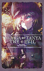 The Saga of Tanya the Evil, Vol. 4: Dabit Deus His Quoque Finem