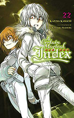 A Certain Magical Index 22