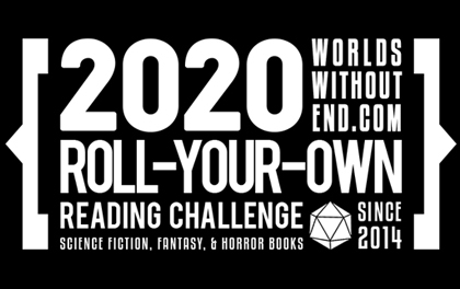 2020 Roll-Your-Own Reading Challenge