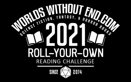 2021 Roll-Your-Own Reading Challenge